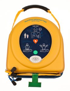 AED Samaritan Pad Wrocław zakup