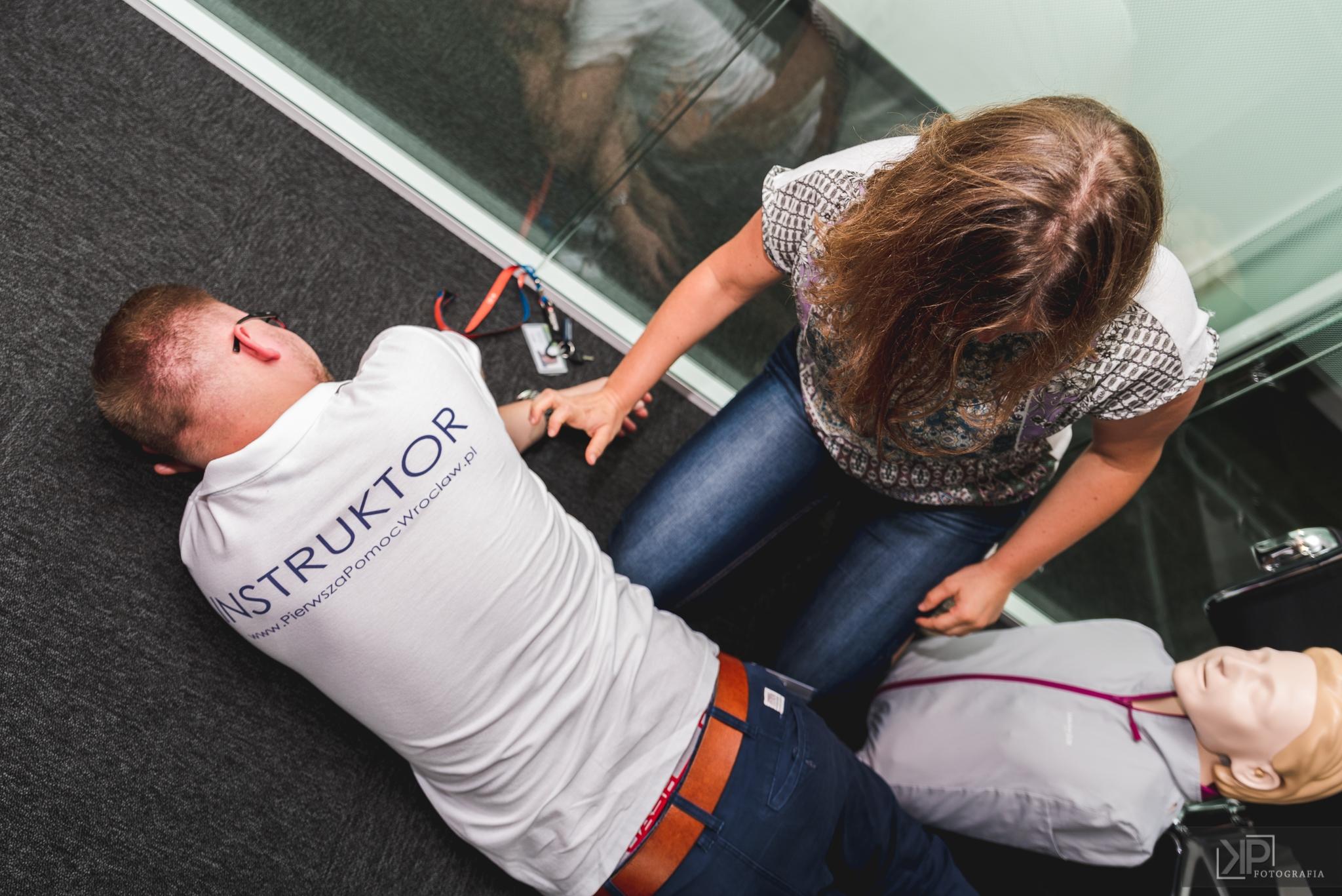 szkolenie pierwszej pomocy przedmedycznej