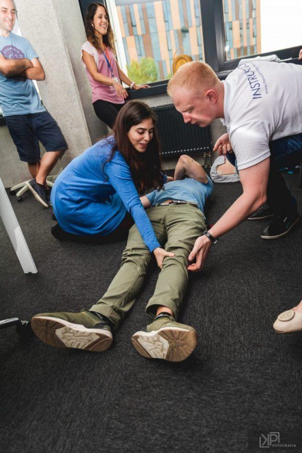 szkolenie pierwszej pomocy