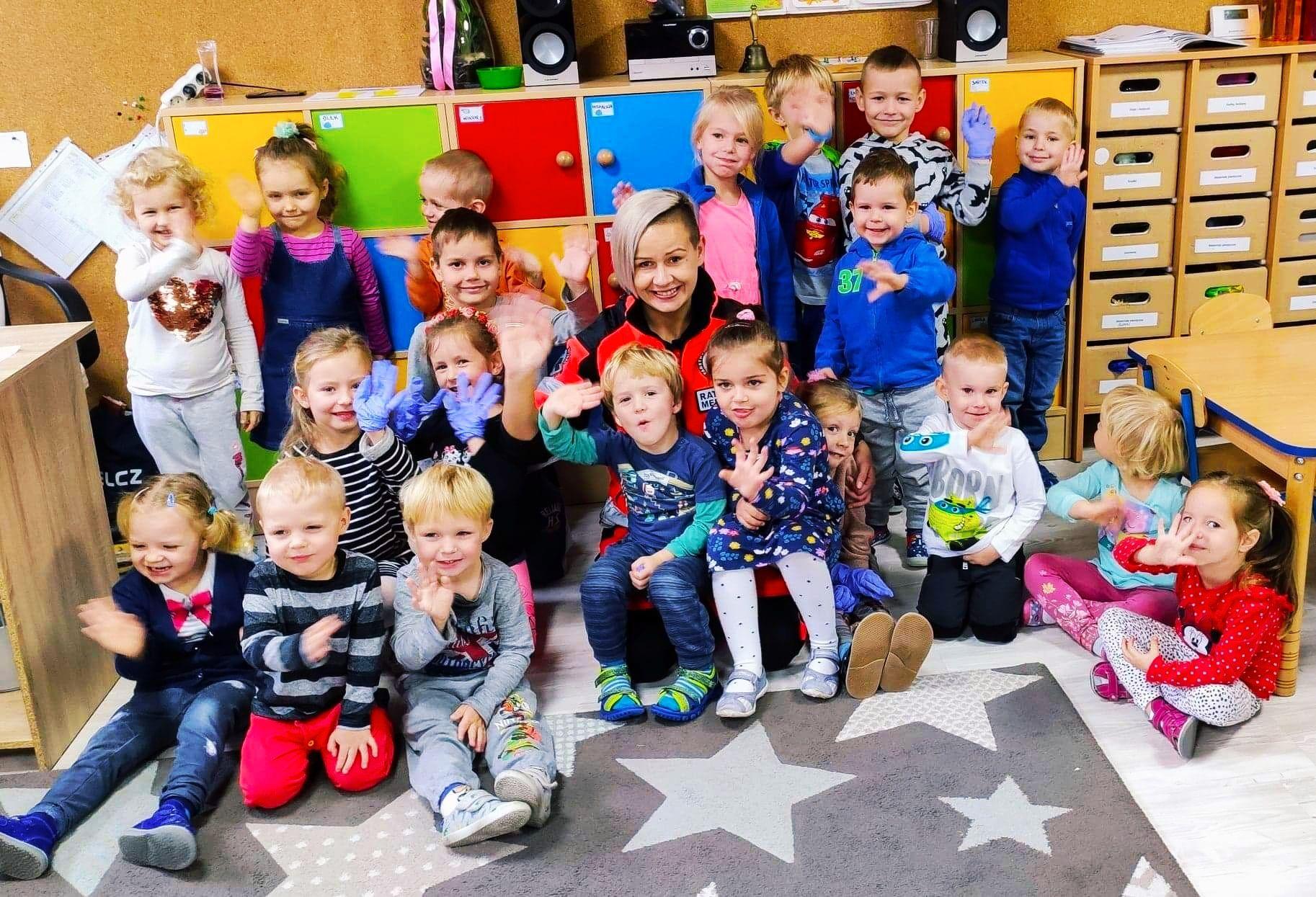 szkolenia pierwszej pomocy dla dzieci wrocław